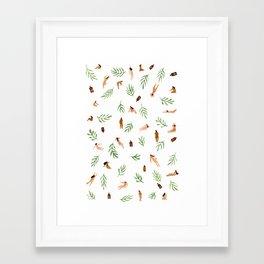 Piz Buin Framed Art Print