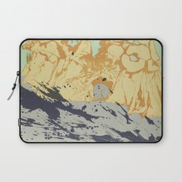 Salvador Dali - lithograph Salvador Dali (1904-1989) - Costa Brava Lithograph (1971) - Surrealism - Laptop Sleeve