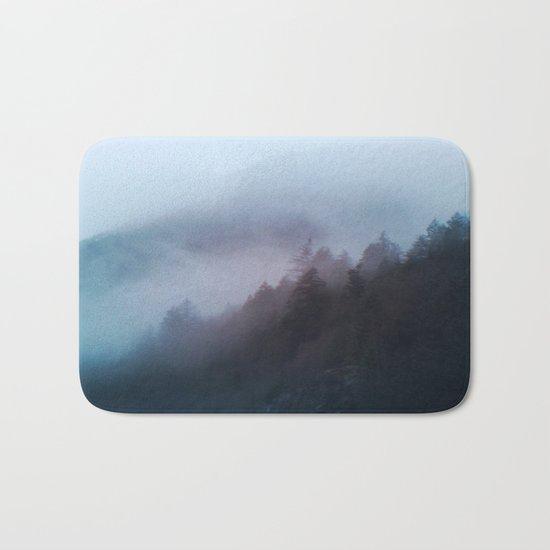 fog Bath Mat