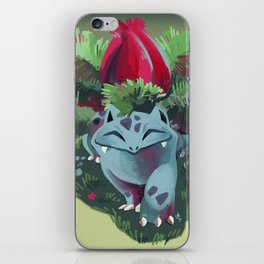 Ivysaur iPhone Skin
