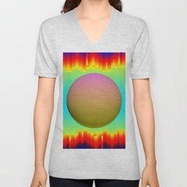 A World Within Unisex V-Neck