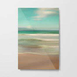 OCEAN DREAM IV-A Metal Print