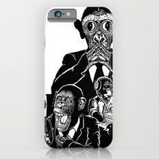 Three Wise Monkeys Slim Case iPhone 6s