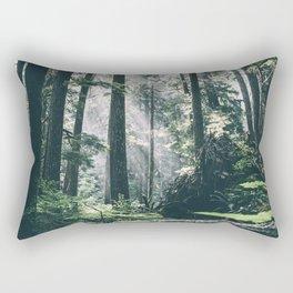 Rays Rectangular Pillow