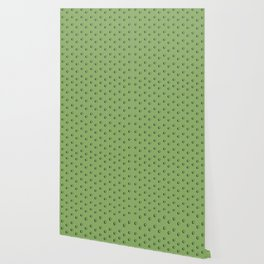 3D Dotted Pattern Wallpaper