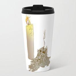Born to burn Travel Mug