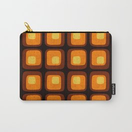 60s Retro Mod Carry-All Pouch