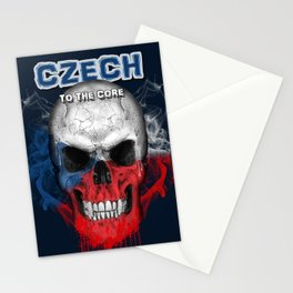 To The Core Collection: Czech Republic Stationery Cards
