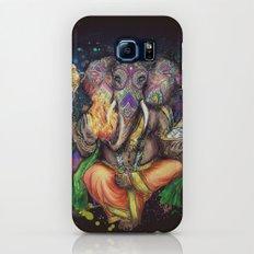 Colorful Ganesh Galaxy S8 Slim Case