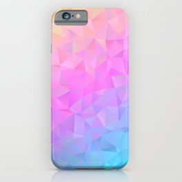 Unicorn Rainbow Sparkling Crystal iPhone Case