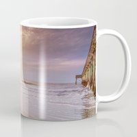 sunrise Mugs featuring Sunrise by Terri Ellis