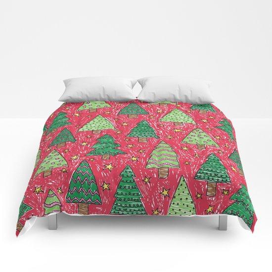 Christmas 04 Comforters
