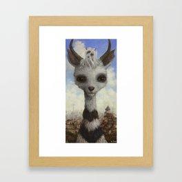corgru Framed Art Print