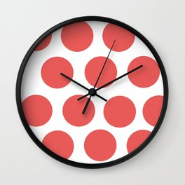 CirclePink Wall Clock