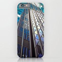 architecture skyscraper iPhone Case