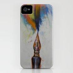 Ink Slim Case iPhone (4, 4s)