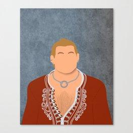 Varric Tethras Canvas Print