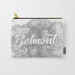 Belmont Secondary School T-Shirt Carry-All Pouch