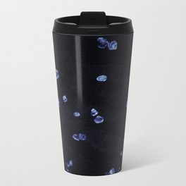 Blue Gem 1 Metal Travel Mug