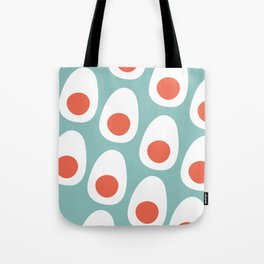 RED EGG  Tote Bag