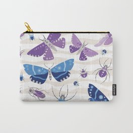 A Colorful Bug invasion Carry-All Pouch