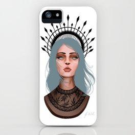 Queen iPhone Case