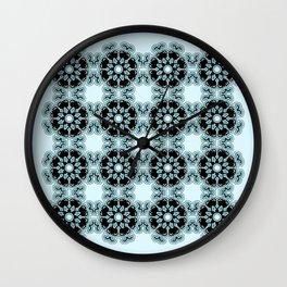 Rumpelstiltskin Pattern - Design No. 2 Wall Clock