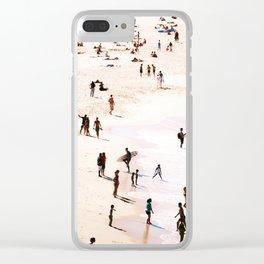 Bondi Beach, Australia #society6 #decor #buyart Clear iPhone Case