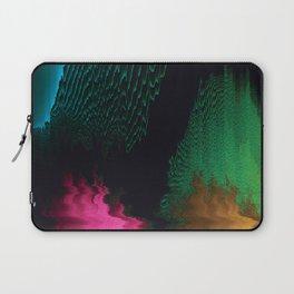 Dreamscape - Glitch Art Laptop Sleeve