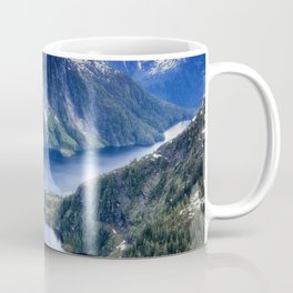Misty Fiords National Monument Coffee Mug
