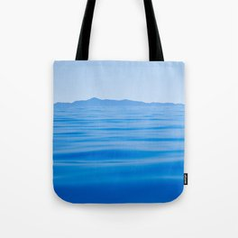 Greek Island Tote Bag