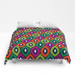 Leela Green Comforters