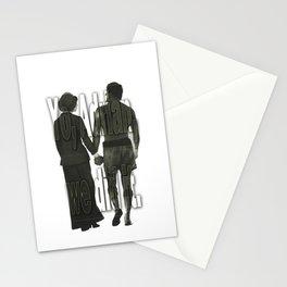 """Yo, Adrian, we did it."" - Rocky Stationery Cards"