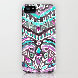 Barbarian Tribe in Mystic Summer iPhone Case