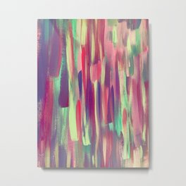 My Paint Palette Metal Print