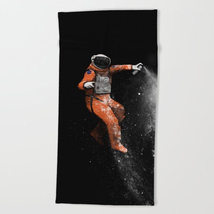 Astronaut Beach Towel
