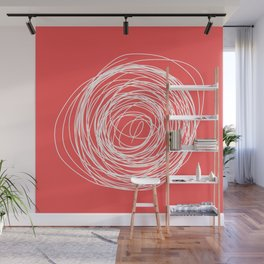 Nest of creativity Wall Mural