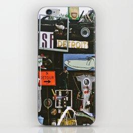 Detroit Heidelberg Project iPhone Skin