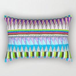 Social Tribe Rectangular Pillow