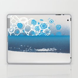 water crystals Laptop & iPad Skin
