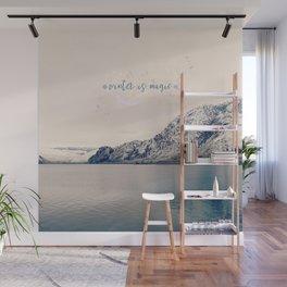 Winter is Magic Wall Mural