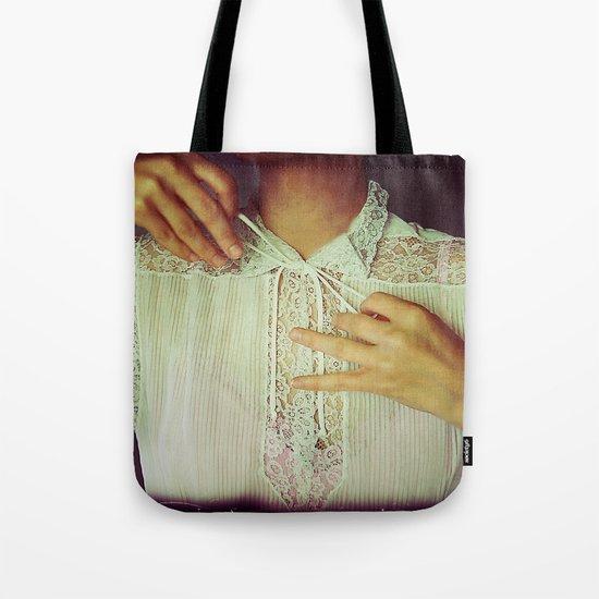 Tie Tote Bag