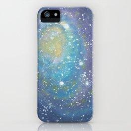 cosmic energy iPhone Case