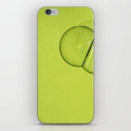 Iridescent Colours of Soap Film iPhone Skin