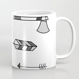 Pattern: Indian icon Coffee Mug