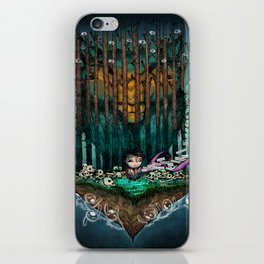 The Book iPhone Skin