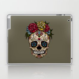 """SUGAR SKULL"" Laptop & iPad Skin"