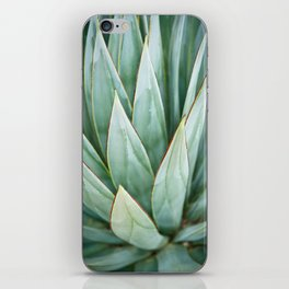 Abstract Agave iPhone Skin