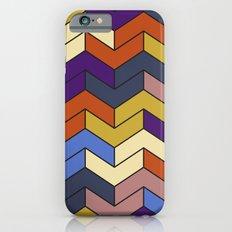 Geometric Chevrons Slim Case iPhone 6s