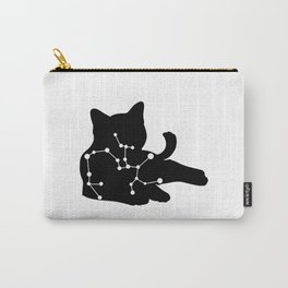 sagittarius cat Carry-All Pouch